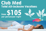 Non-rev Discounts on Club Med